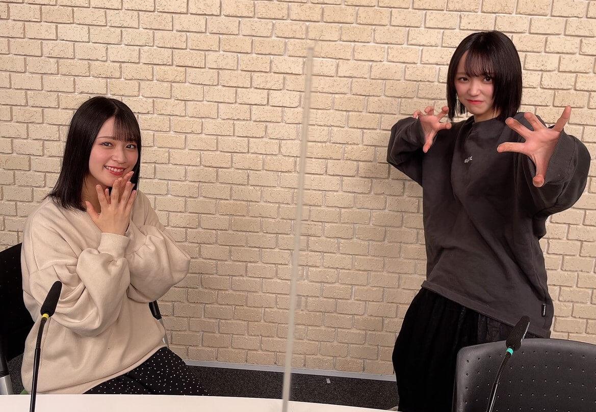佐々木舞香・野口衣織 アニメ選びでチェックする声優を激白!