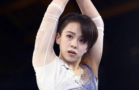 村上茉愛 体操女子種目別床運動で銅メダル!体操女子個人で初の快挙!