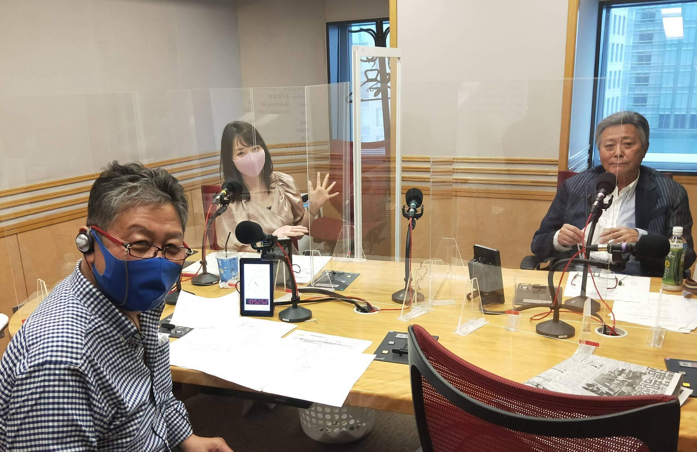 『くにまるジャパン極・極シアター』4月5日(月)のお客様:小倉智昭さん