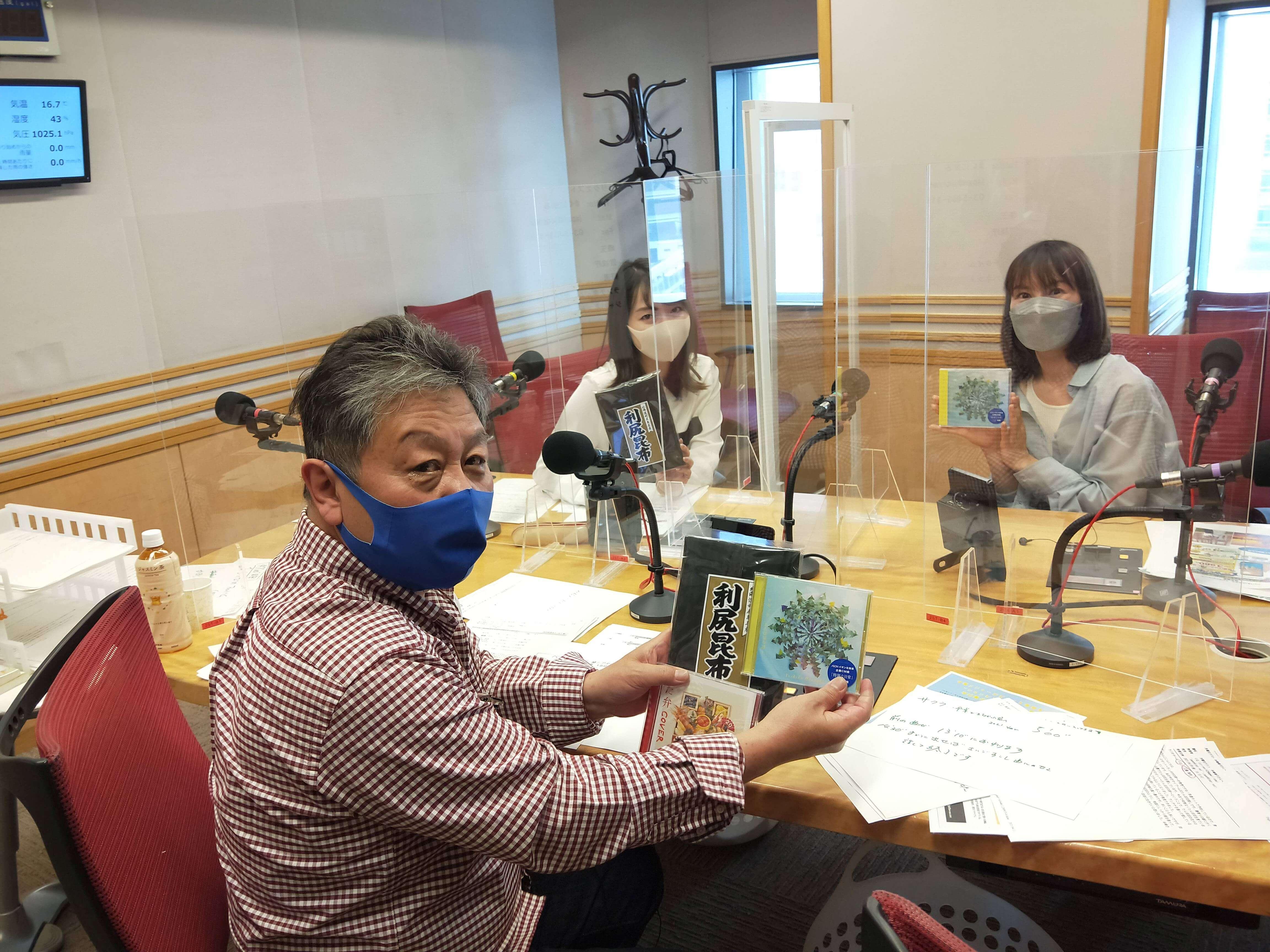 『くにまるジャパン極・極シアター』4月12日(月)のお客様:半崎美子さん