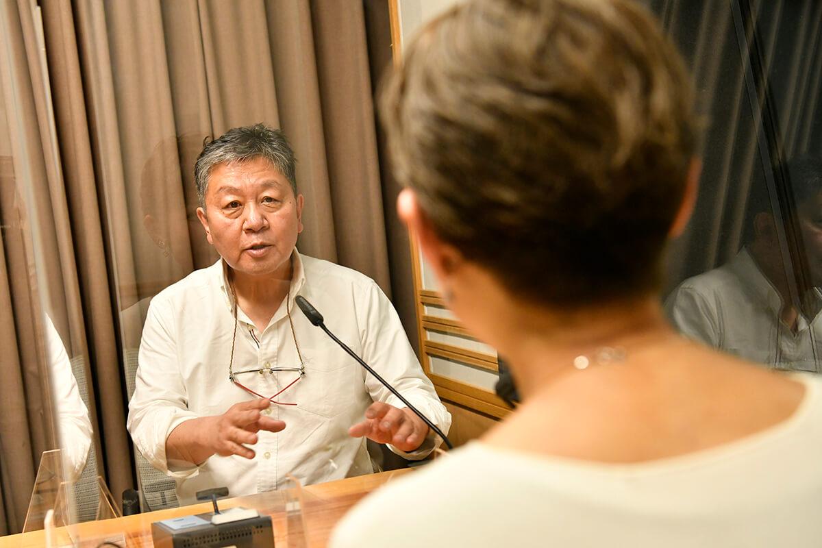 『くにまるジャパン極・極シアター』4月23日(金)のお客様:小田貴月さん