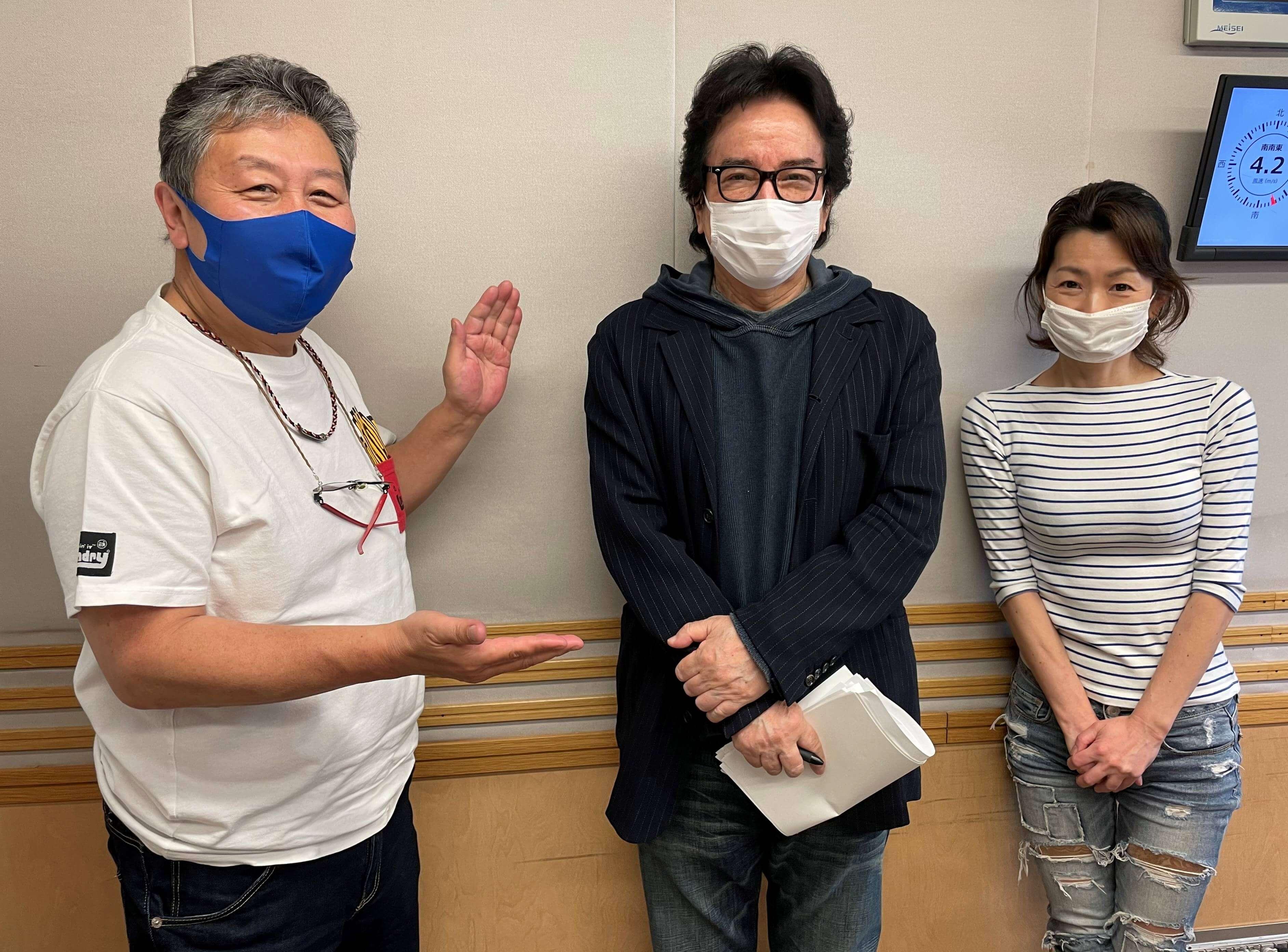 『くにまるジャパン極・極シアター』4月30日(金)のお客様:布施明さん・プチ鹿島さん