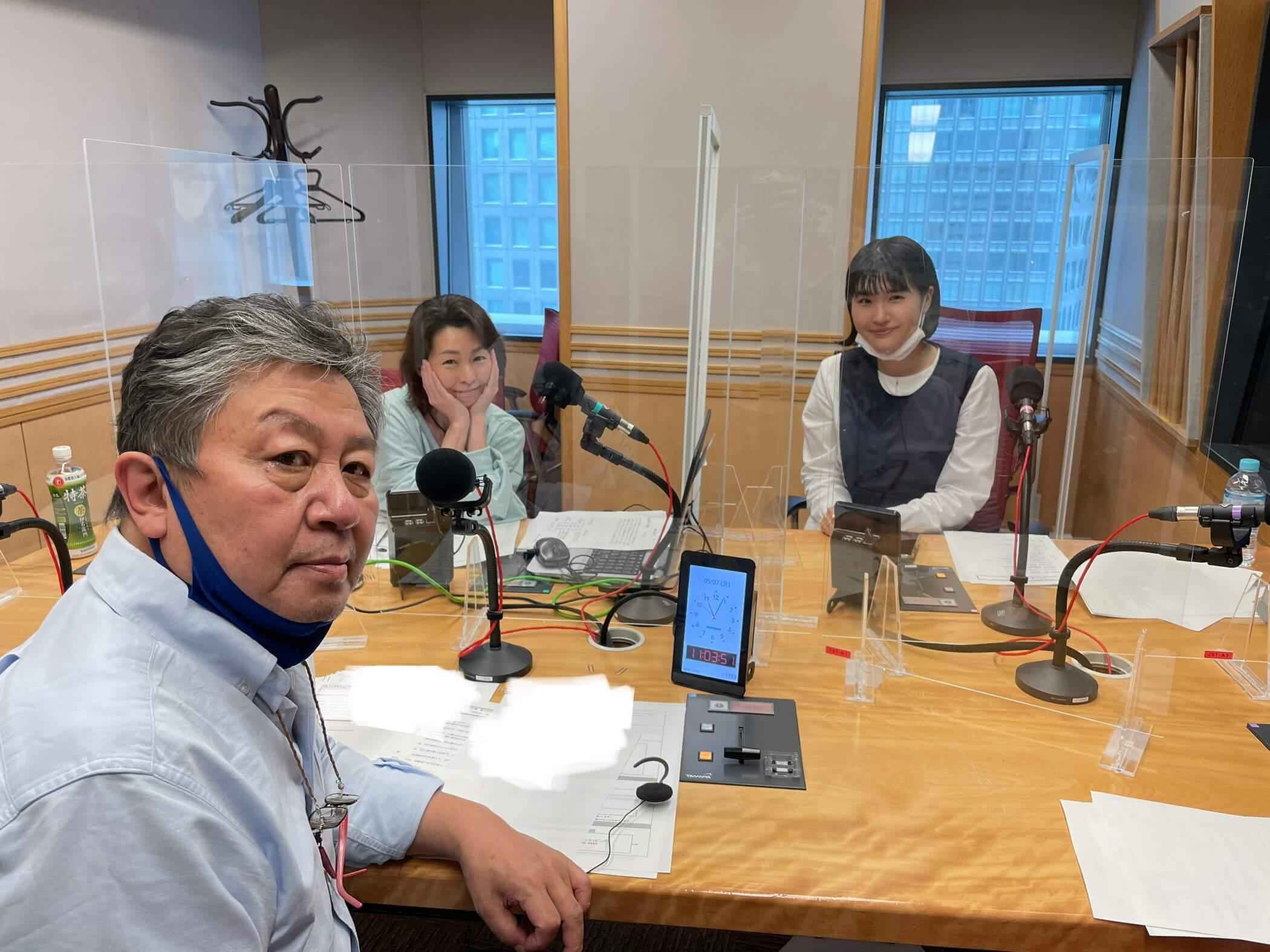 『くにまるジャパン極・極シアター』5月7日(金)のお客様:堺小春さん