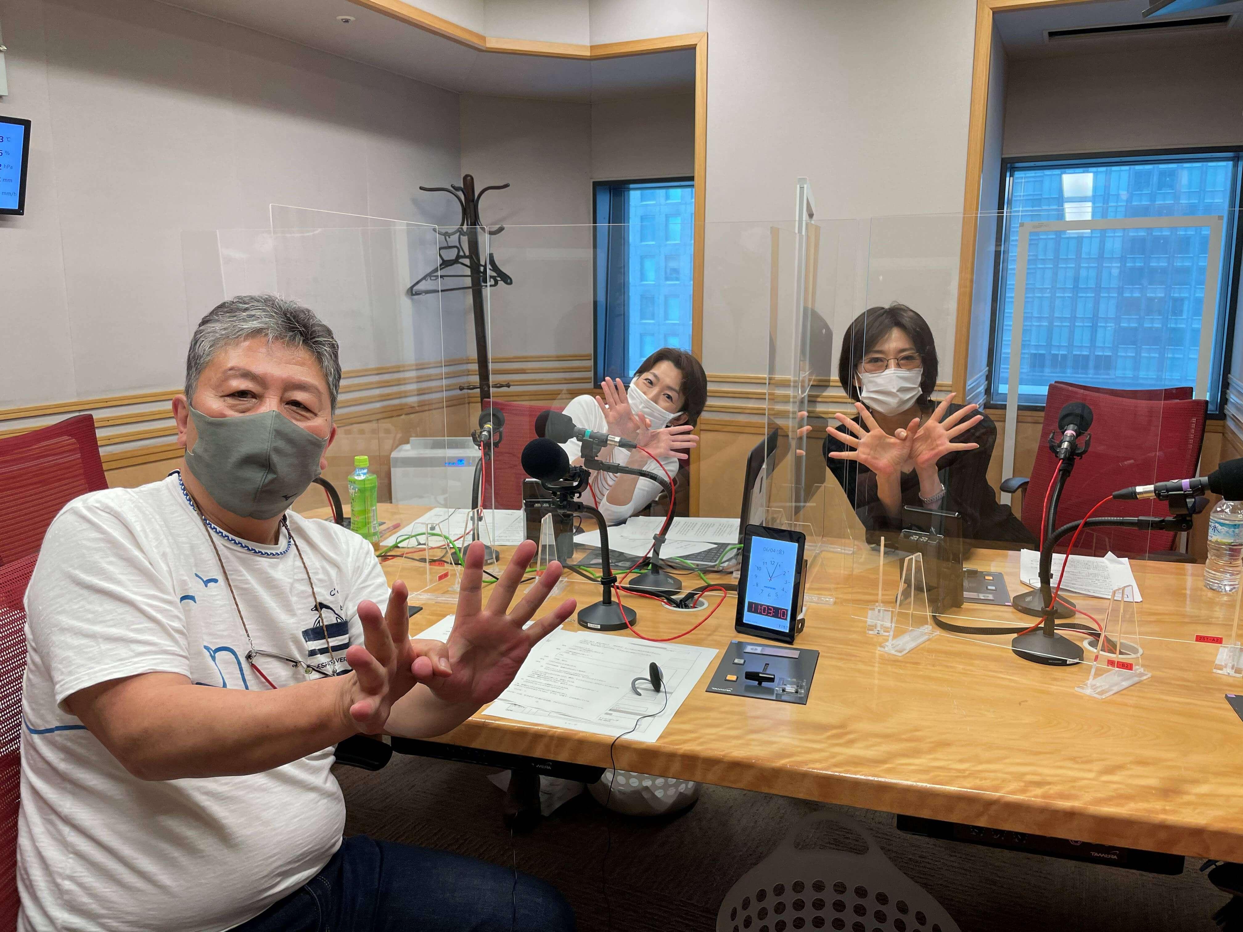『くにまるジャパン極・極シアター』6月4日(金)のお客様:真琴つばささん