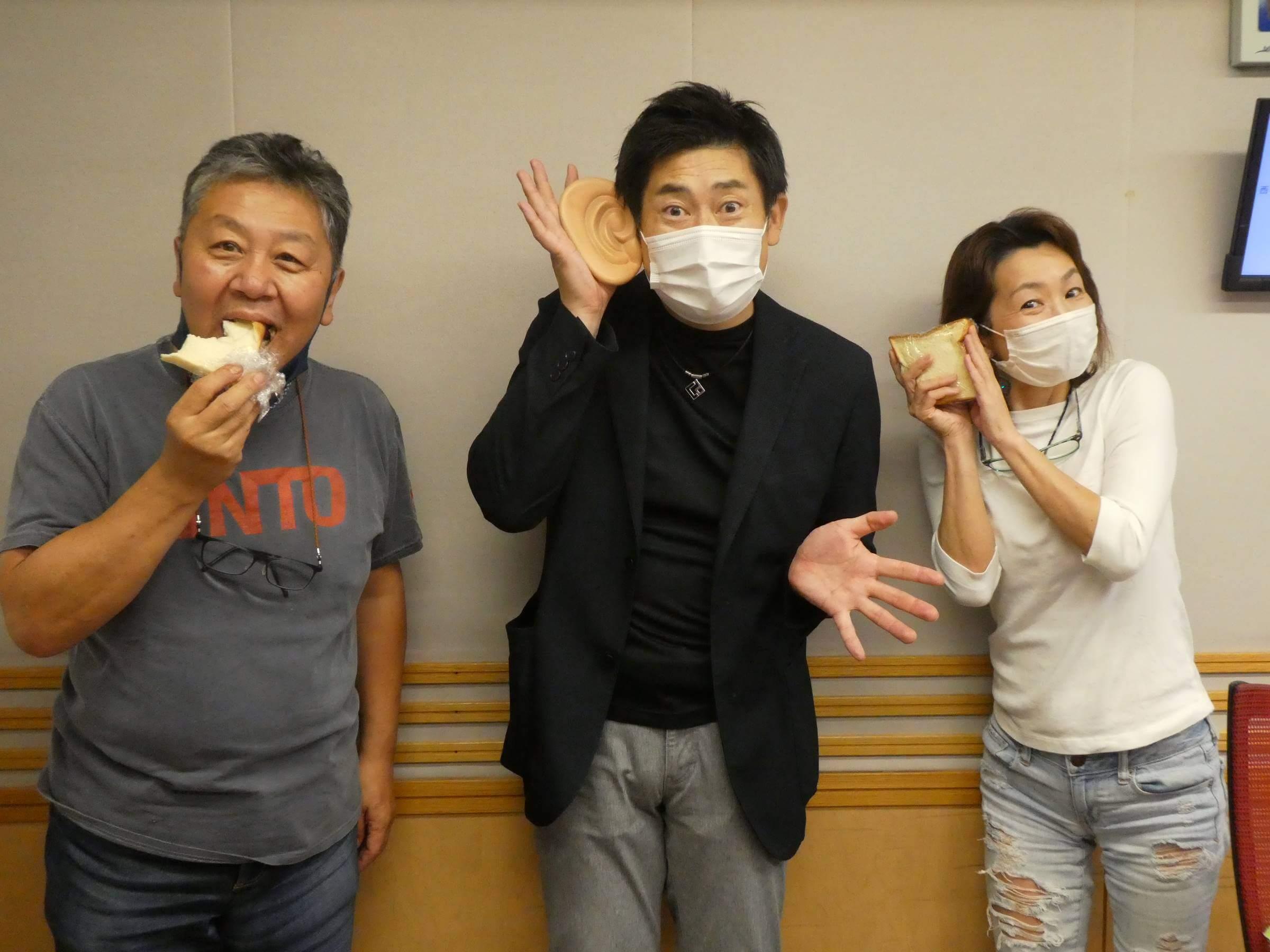 『くにまるジャパン極・極シアター』9月3日(金)のお客様:マギー審司さん・笠井信輔さん