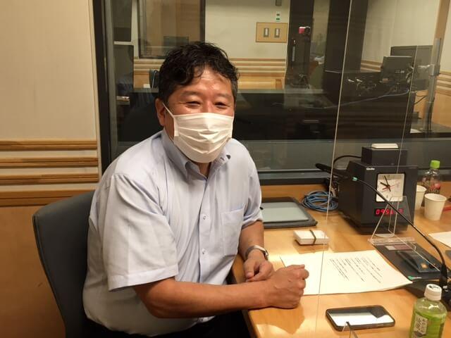 文化放送「防災アワー」8月のゲストは段ボールベッドの水谷嘉浩さん