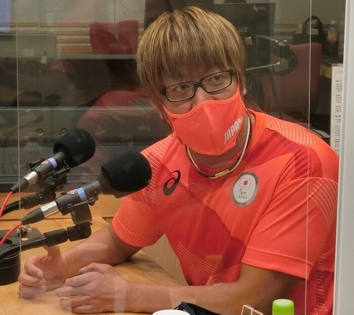 車いすラグビー日本代表 池崎大輔選手 「イギリスに負けて、今も悔しい。決勝戦は見ていない」~9月14日 ニュースワイドSAKIDORI