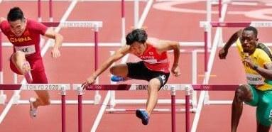 泉谷と金井、初の決勝に届かず~8月4日陸上競技