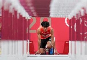 泉谷駿介、金井大旺 男子110m障害57年ぶりの準決勝進出決める~陸上競技8月3日