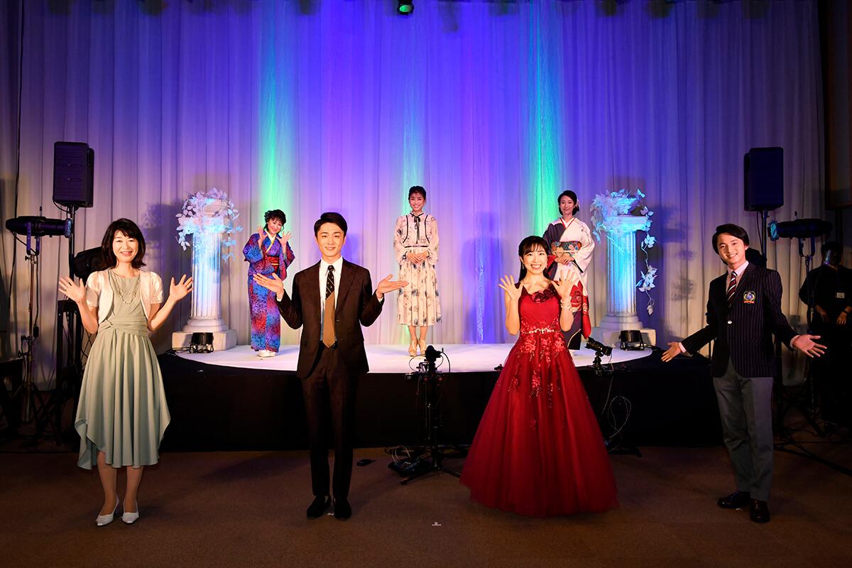 『文化放送 遊々ミュージック 演歌フェスティバル』初のオンライン配信「お茶の間コンサート」開催!