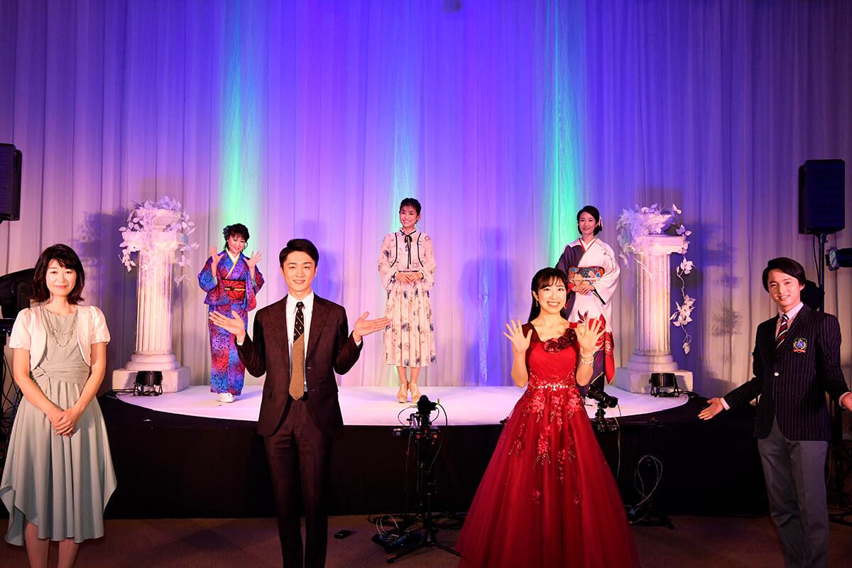 「お茶の間コンサート」として、初めてのオンライン配信にて開催! 『文化放送 遊々ミュージック 演歌フェスティバル』