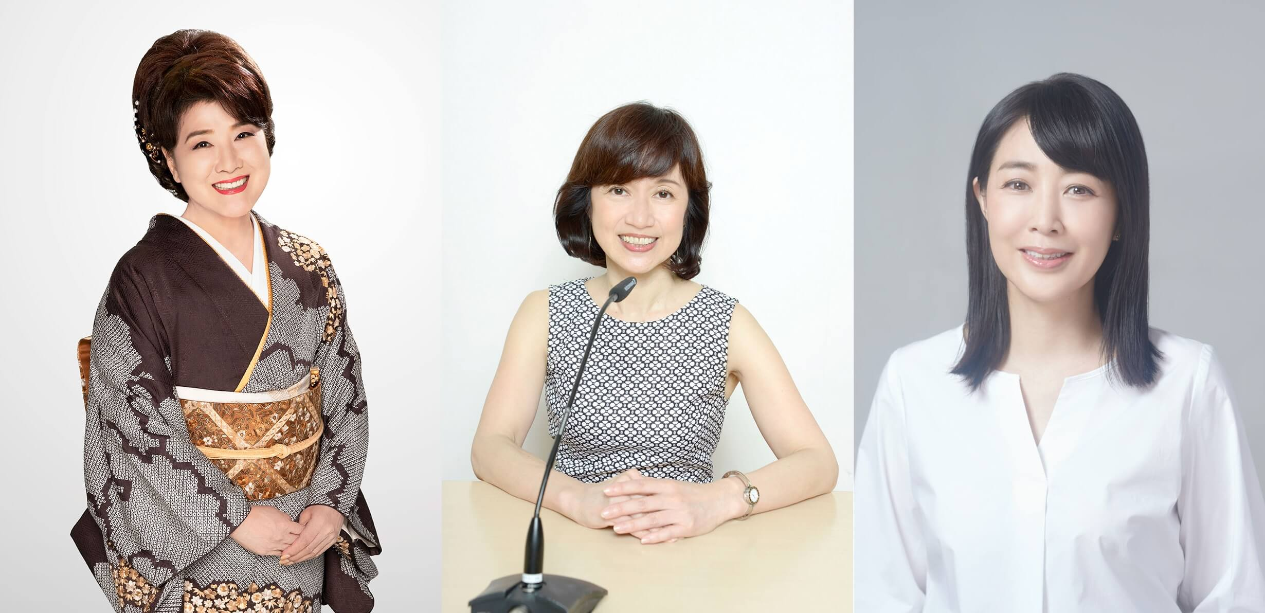 9/20(月)OA『文化放送クロニクル70』に川中美幸・千倉真理・菊池桃子がゲスト出演