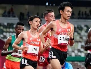 男子1万m決勝で相澤17位、伊藤22位、女子5000mで廣中璃梨佳決勝進出~7月30日陸上競技