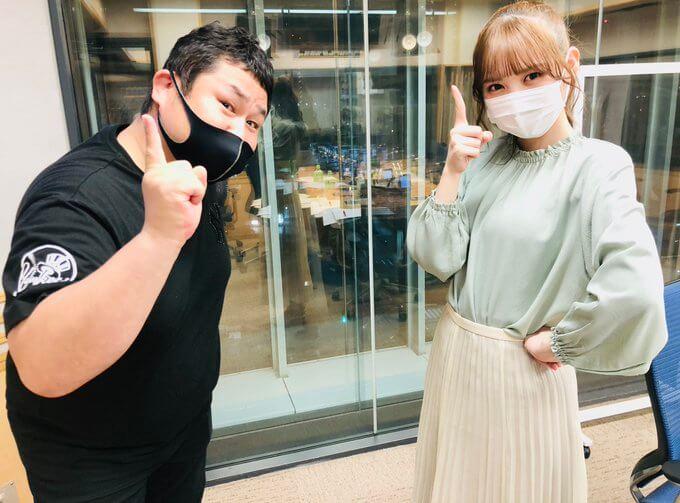 4/14(水)来週登場、遠藤さくらちゃんの笑いのツボは・・・?