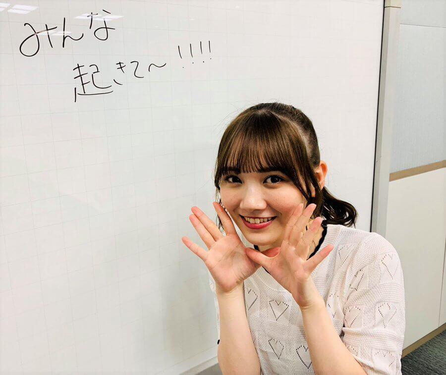 4/28(水)田村真佑ちゃんも応援!クリアファイルから始まる恋!?