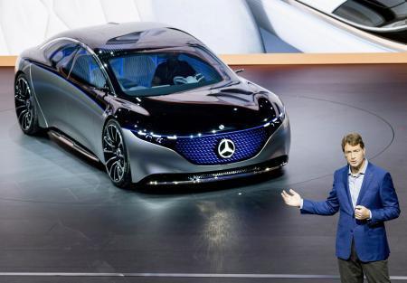 メルセデス・ベンツも電気自動車だけになるのか! 〜7月23日「おはよう寺ちゃん」
