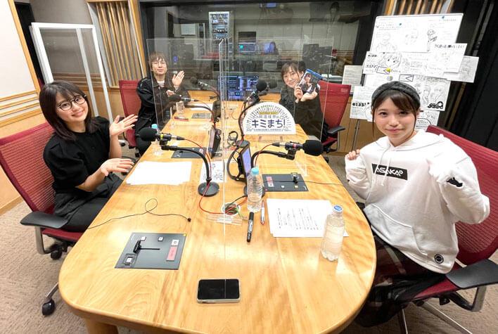 亜咲花の英語指南に阿澄佳奈「かっこいい~!!」「キミまち!」4月10日レポート