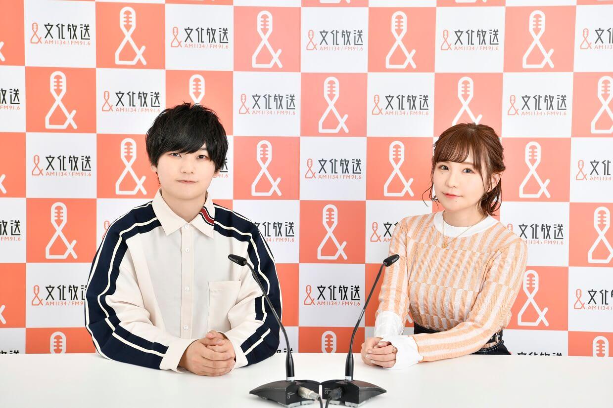 4月10日のエジソンは熊田茜音さん&畠中祐さんが登場!