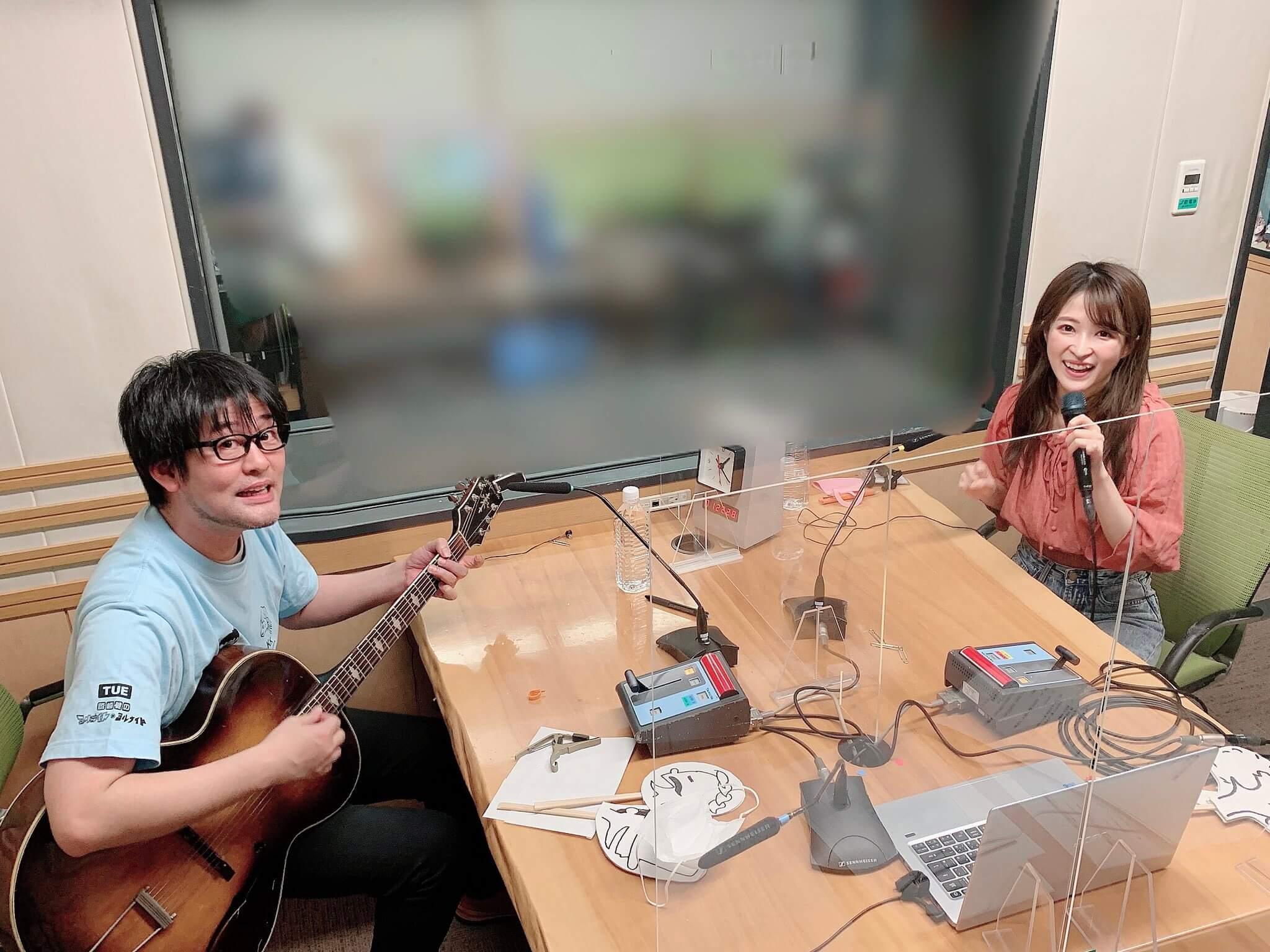 鷲崎健のヨルナイト×ヨルナイト火曜日! #1039レポート