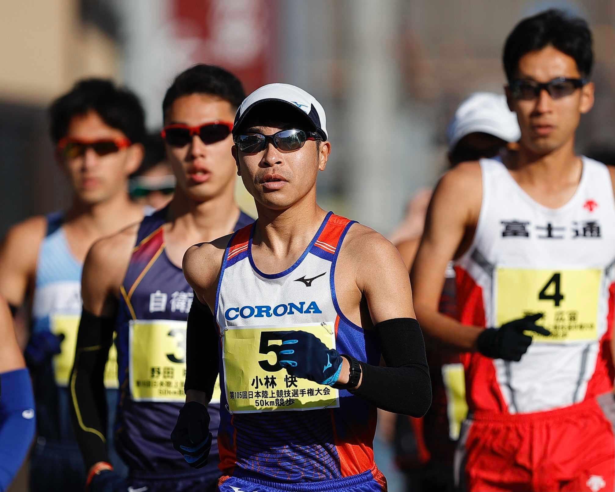 50㎞競歩日本代表残る1つの枠を争う壮絶なレース~PodcastQR「Track Town JPN」