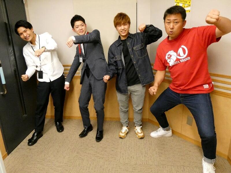 SGレース初挑戦 オートレース界のホープ上和田拓海選手が『岩本勉のまいどスポーツ』登場