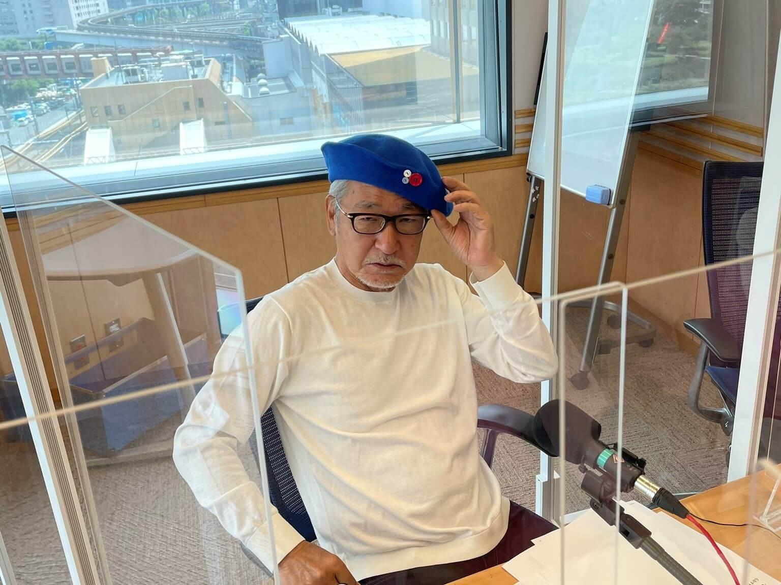 6/7(月)月曜メンバーで一番ベレー帽が似合うのは森永さん?