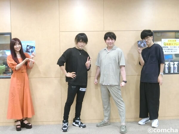 『TRAD』 こむちゃゲスト:TRD(近藤孝行さん、小野大輔さん)(2021.6/12 OA)