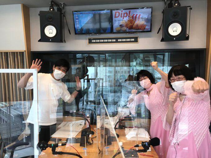 8/9(月)砂山アナがスタジオに復帰!江里子さんはスタジオで熱唱!?