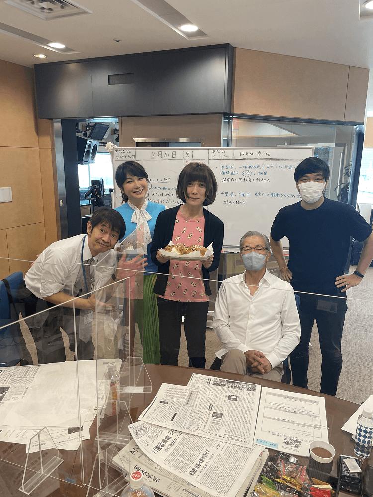 8/31(火)はるな愛さん パラリンピック開会式秘話&タブレット純さん47歳バースデーをお祝い!