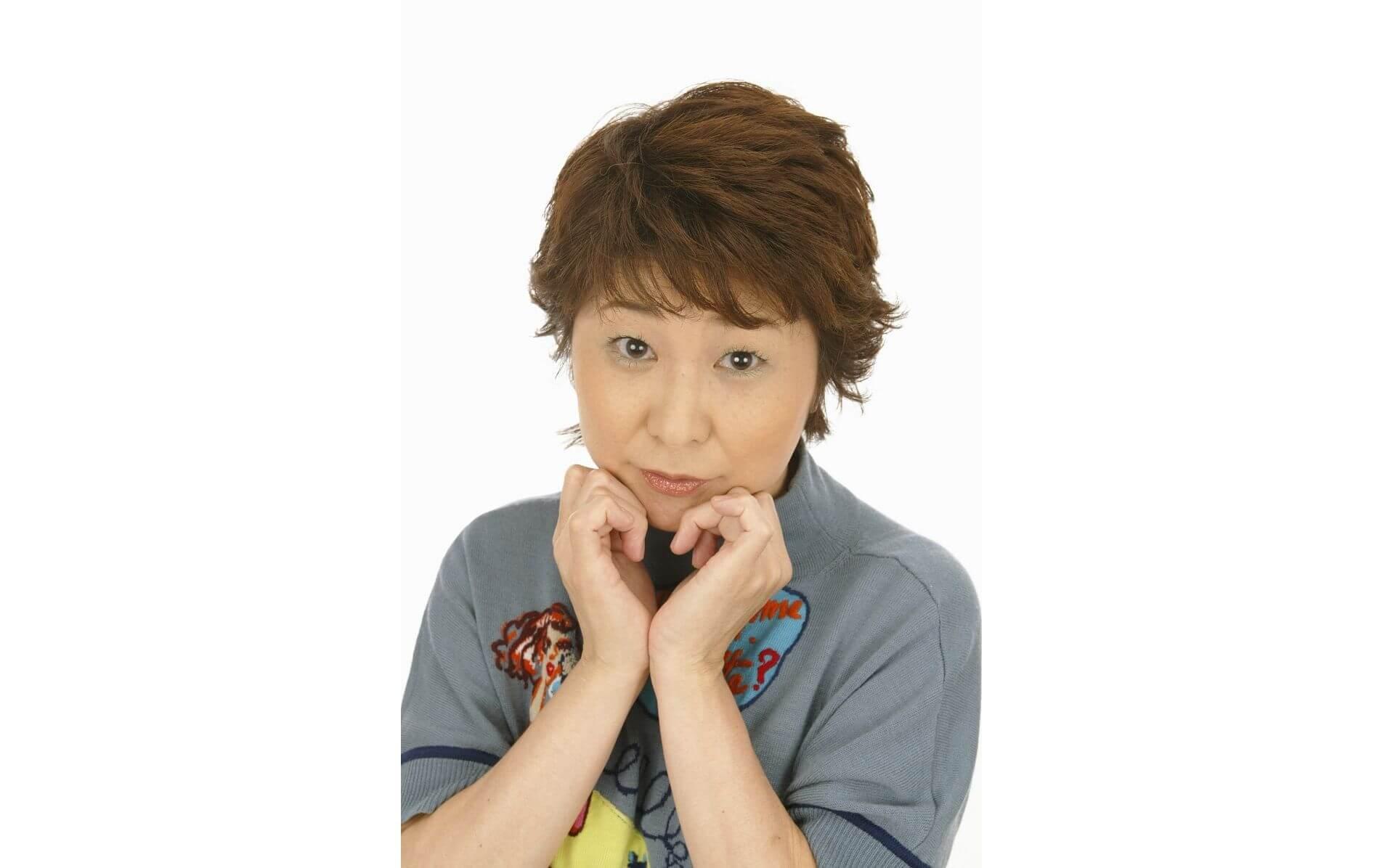 9月6日(月)は声優の田中真弓さんが「くにまるジャパン 極」にご登場!