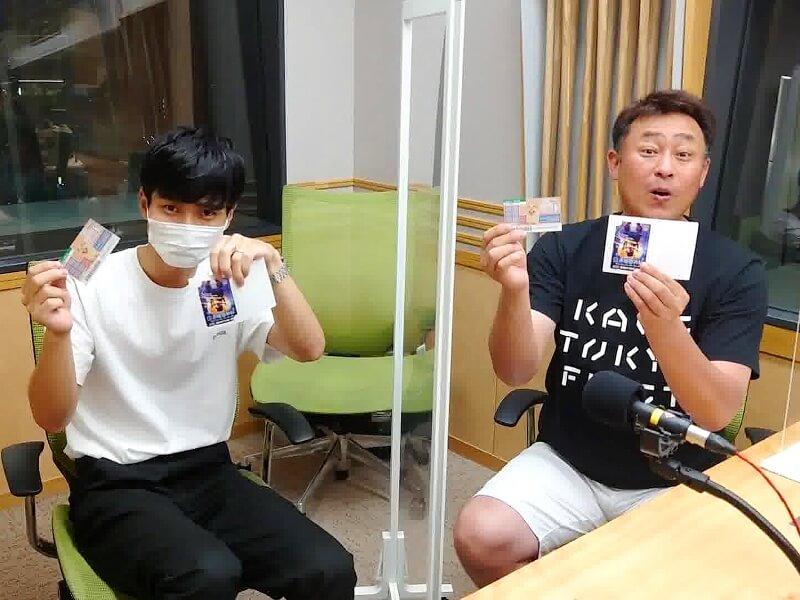 【お知らせ】9月6日『岩本勉のまいどスポーツ』宝くじ&クオカード プレゼント!