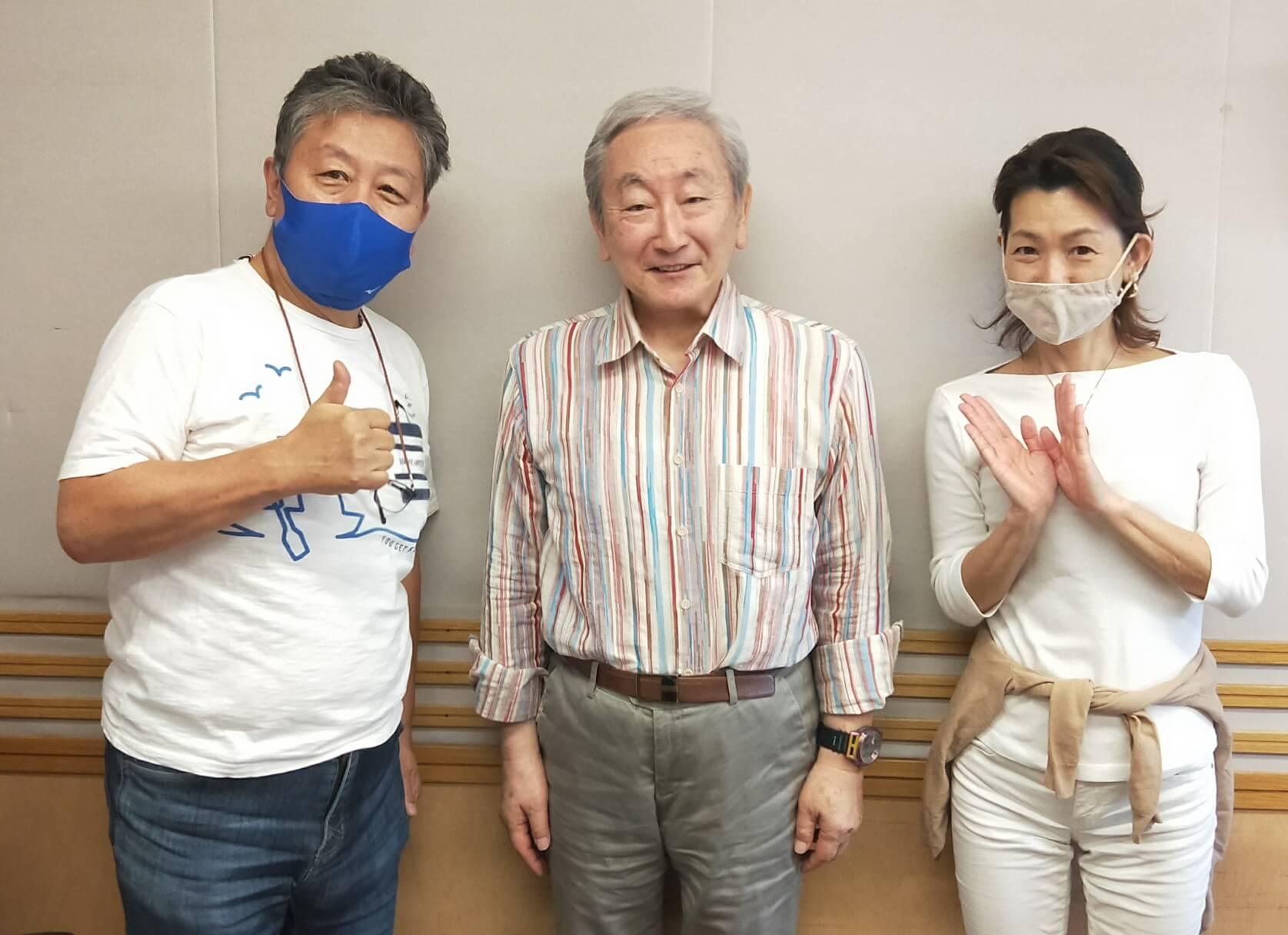 橋本大二郎が今忌憚なく語る、総裁選のこと・皇室のこと〜9月30日「くにまるジャパン極」