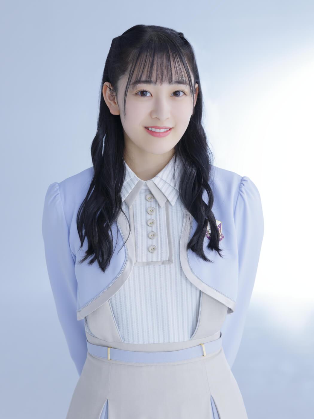 3月21日(日)よる6時から3期生・向井葉月が登場!