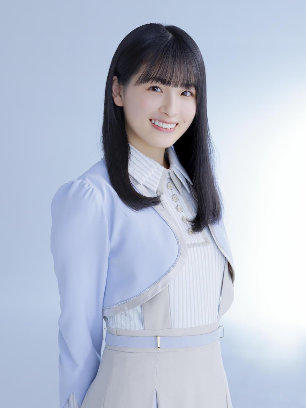 4月11日(日)よる6時から 3期生・大園桃子が登場!