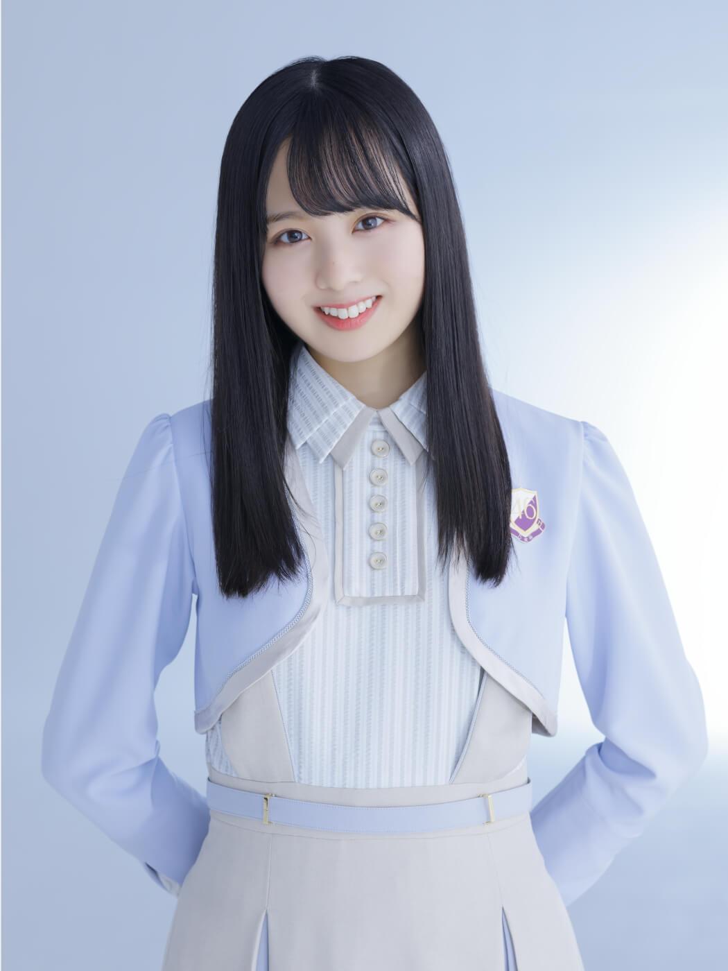 5月23日(日)よる6時から 4期生・佐藤璃果が登場!新曲初OA♪