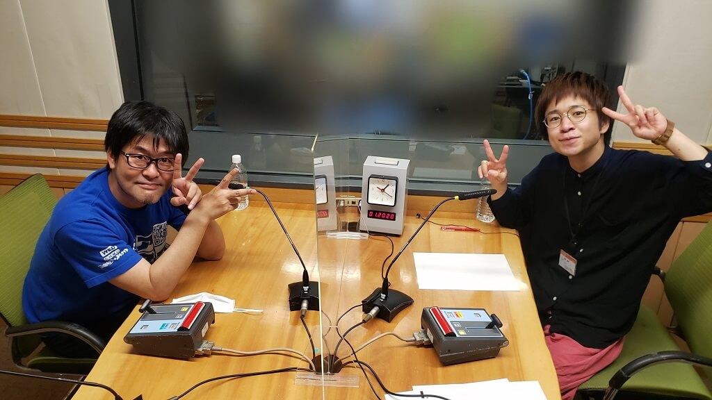 鷲崎健のヨルナイト×ヨルナイト水曜日! #1072レポート