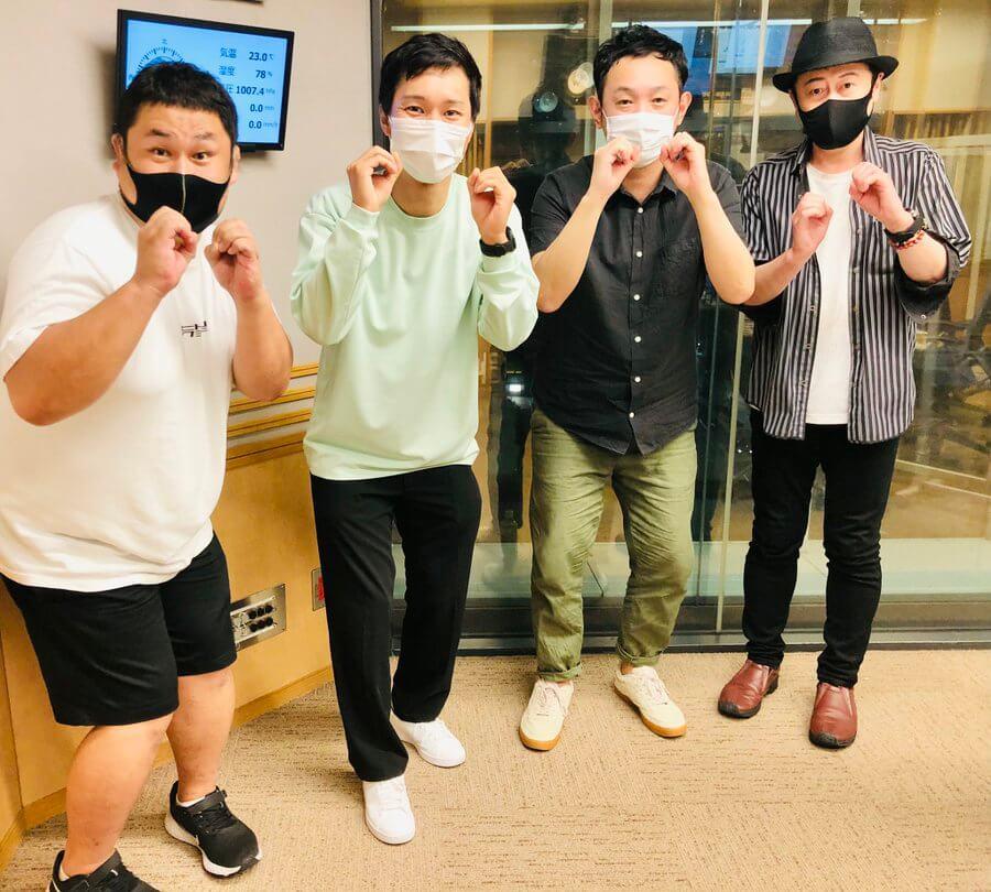 9/29(水)忘れるな!ひとり組手、コウメ太夫さん・マシンガンズと大盛況のお祭り!