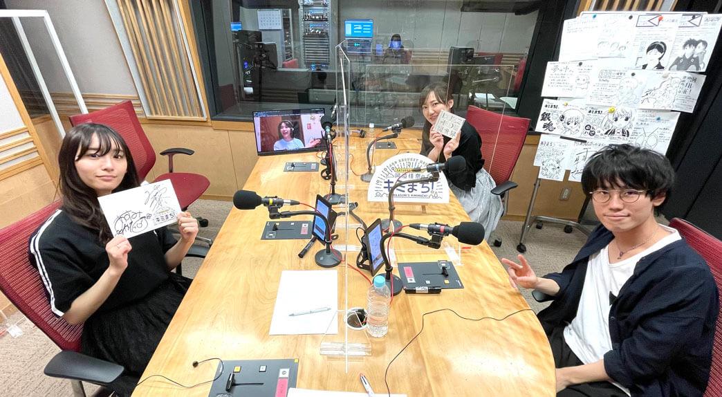 "BURNOUT SYNDROMES・熊谷和海が明かした""アニソン作詞術""!キミまち!5月29日レポート"