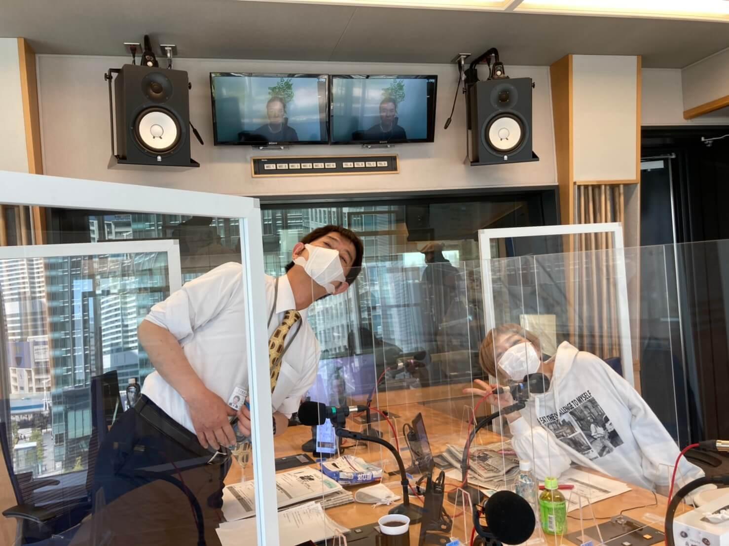 4/30(金)テレビ朝日「モーニングショー」玉川徹さんが登場!どぶろっくと『イチモツ音頭』を熱唱!?