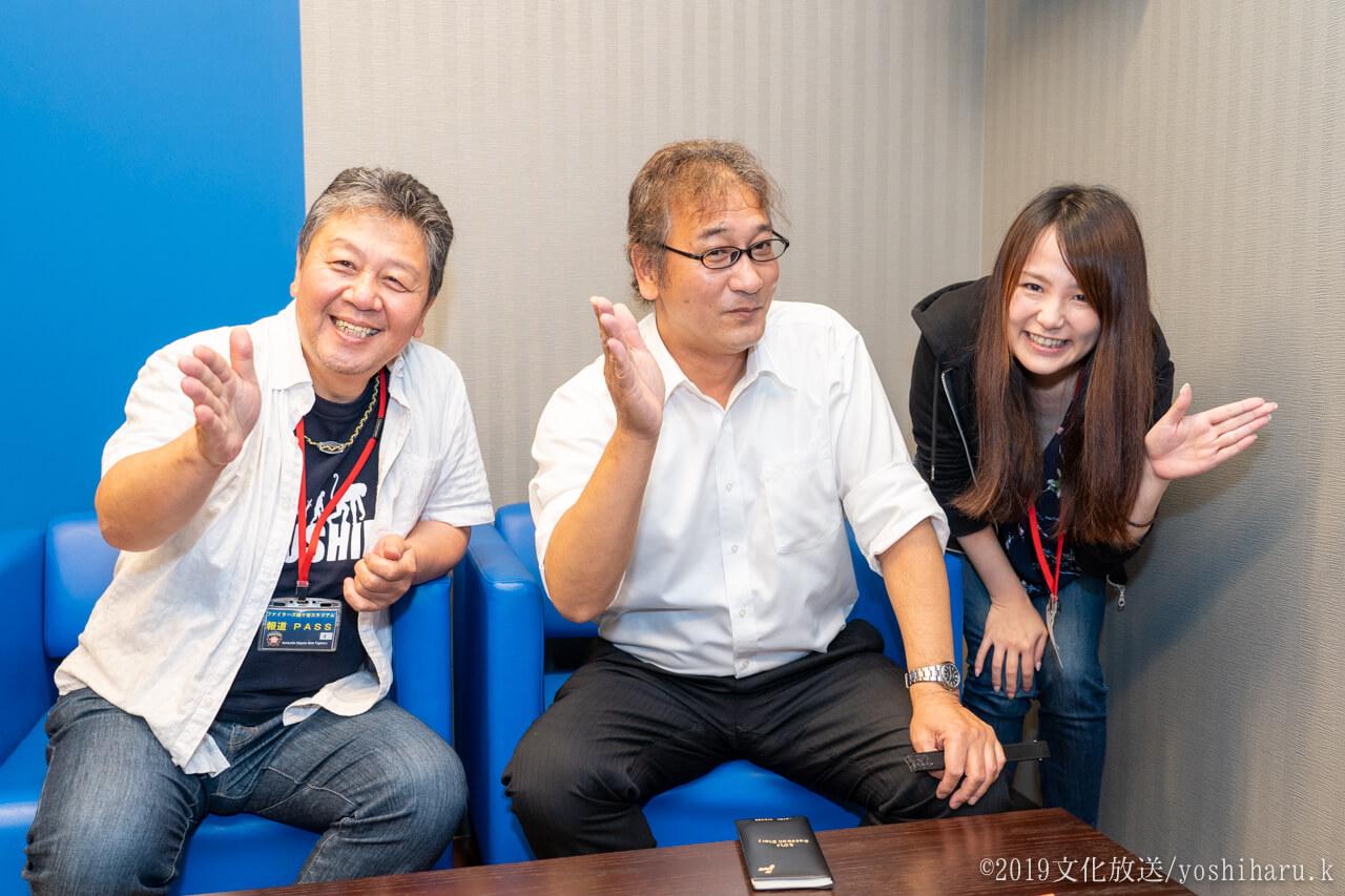 くにまるジャパン探訪 『若きファイターズはいま』
