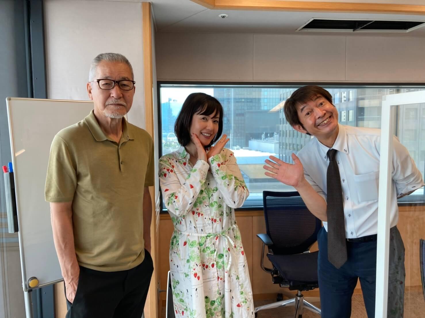 5/14(金)元金曜パートナー 六車奈々さんが11年ぶりに登場!