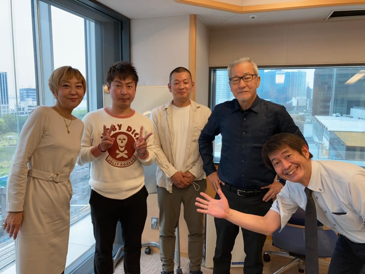 5/7(金)ゴールデンラジオは15年目に突入!元レポーターU字工事が生登場!