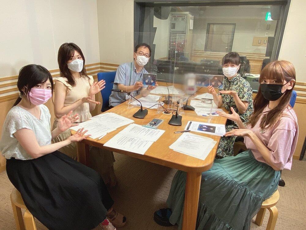 ノン子とのび太のアニメスクランブル 第1577回(ゲスト:MiaREGINA)