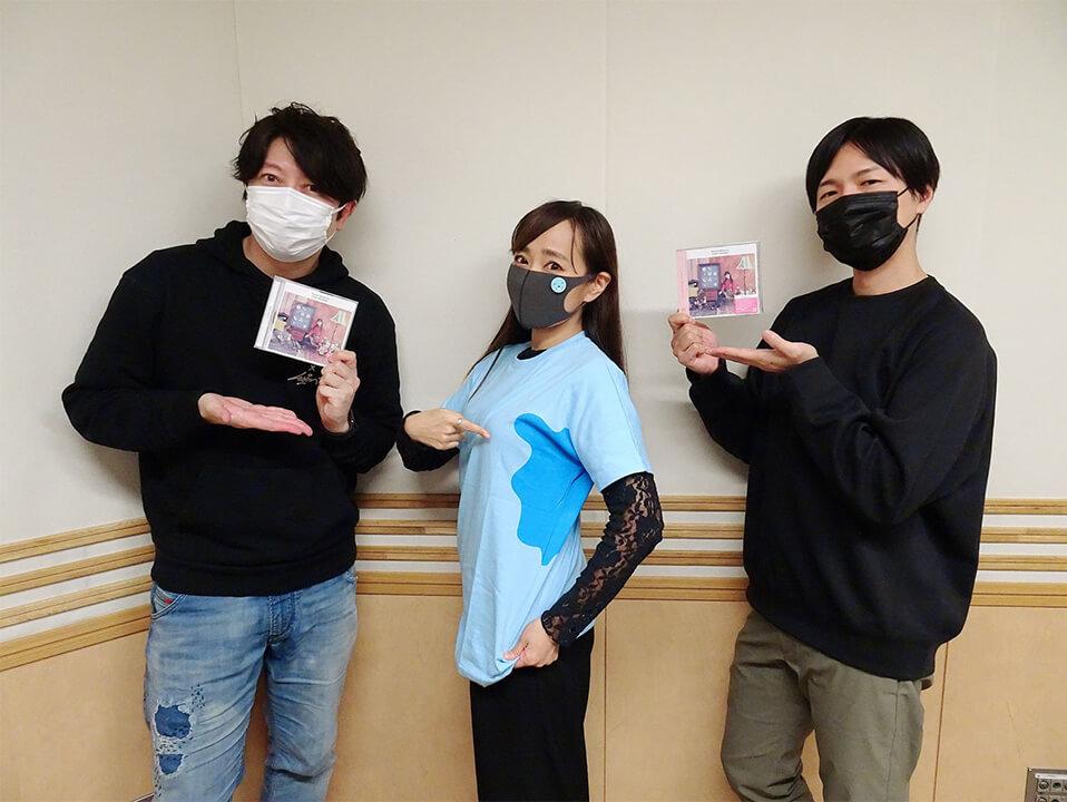 ゲストに高垣彩陽が登場! 高垣家とDGSの関係について語る!『神谷浩史・小野大輔のDear Girl~Stories~』