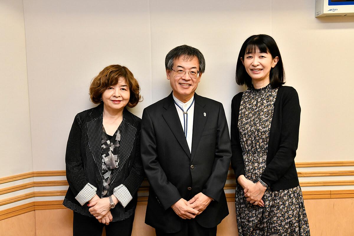 『大垣尚司・残間里江子の大人ファンクラブ』 金とプラチナの専門家・森田隆大さんと、これからの金投資を語る