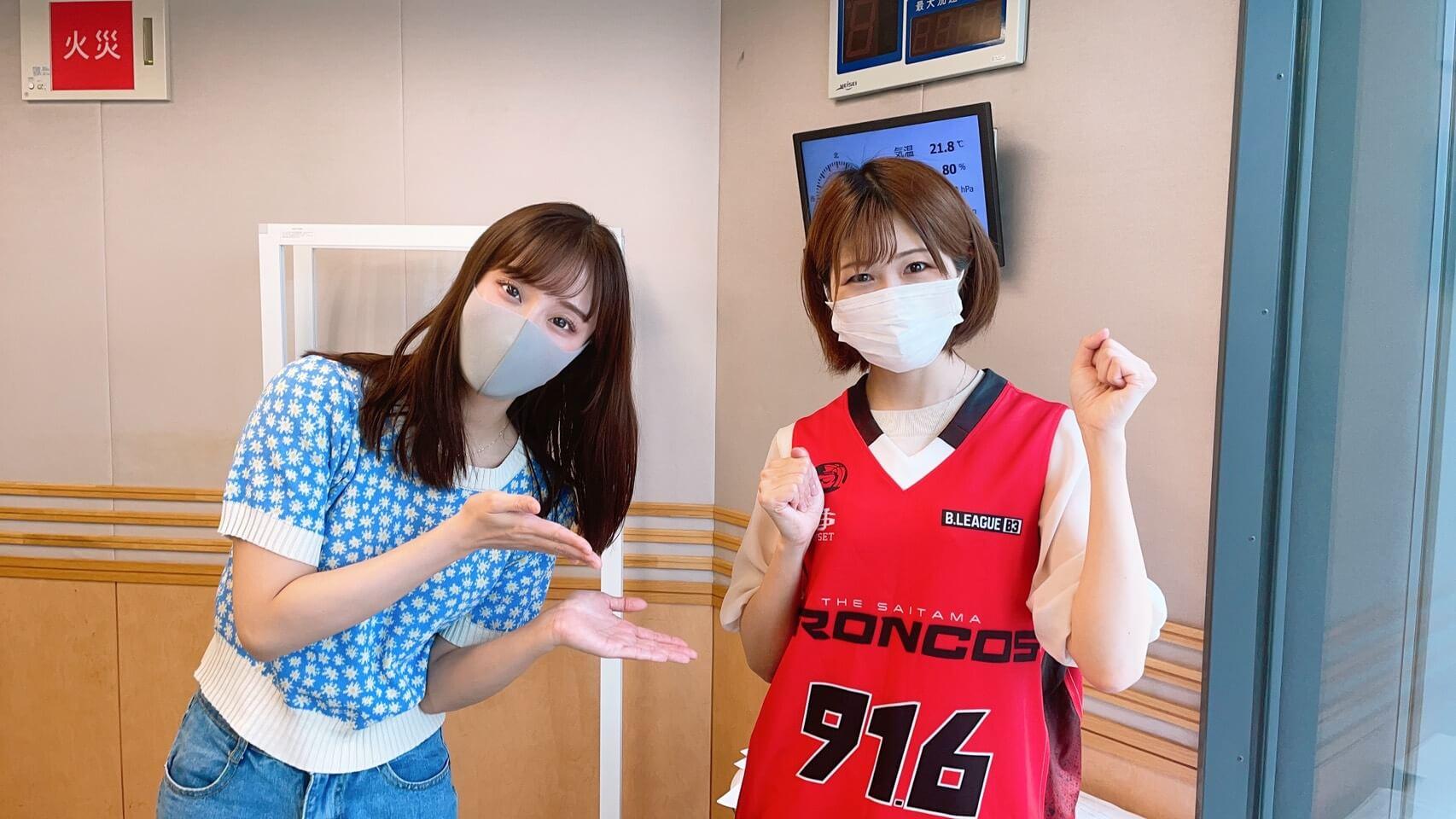 さいたまブロンコスと埼玉のバスケシーンを盛り上げる!「New Stars」放送レポ#1(6月6日放送分)