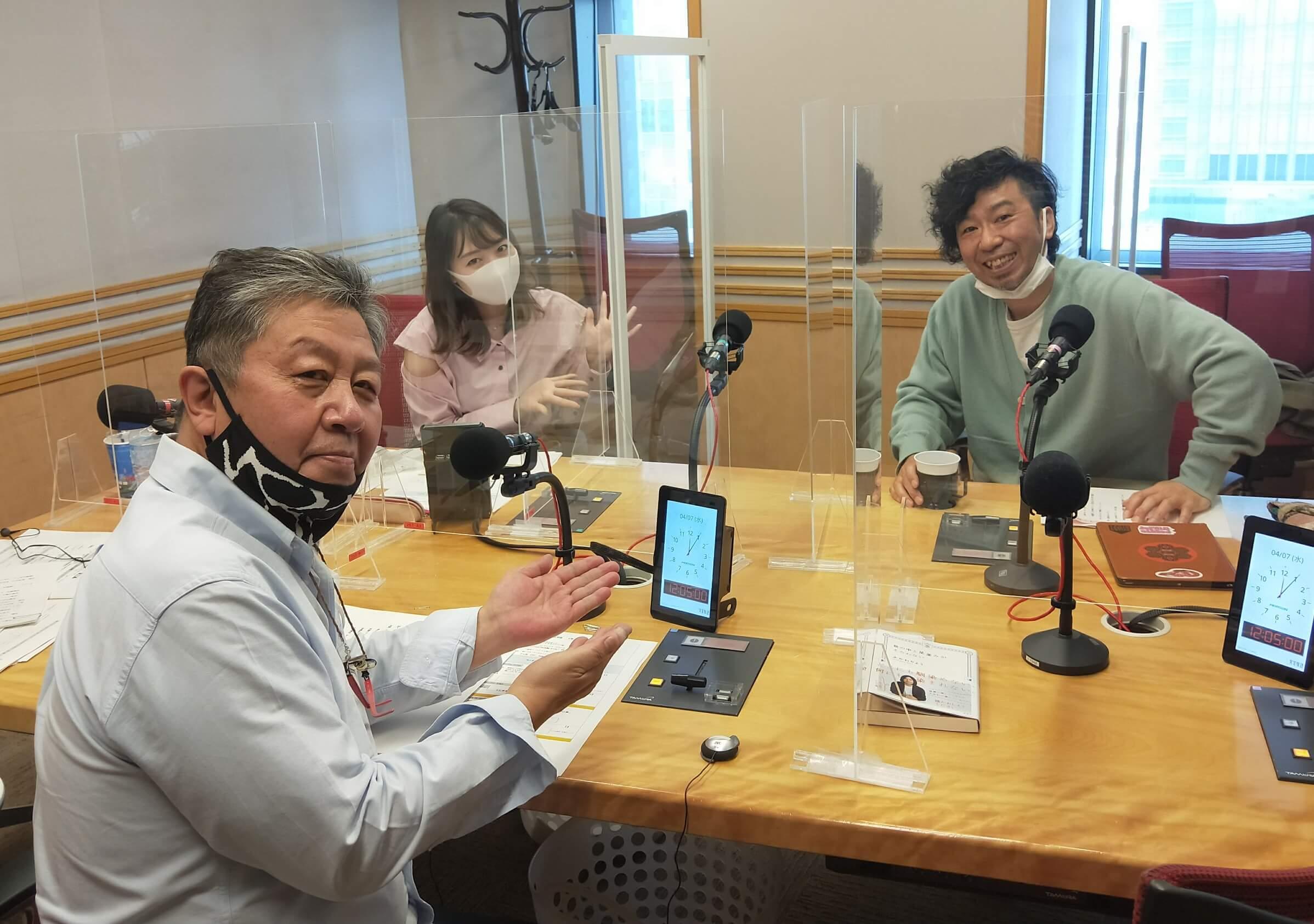 洋楽ジャパンX サンコンjr.「こいつのドラムを聞いてくれ!2021」(2021年4月7日放送)