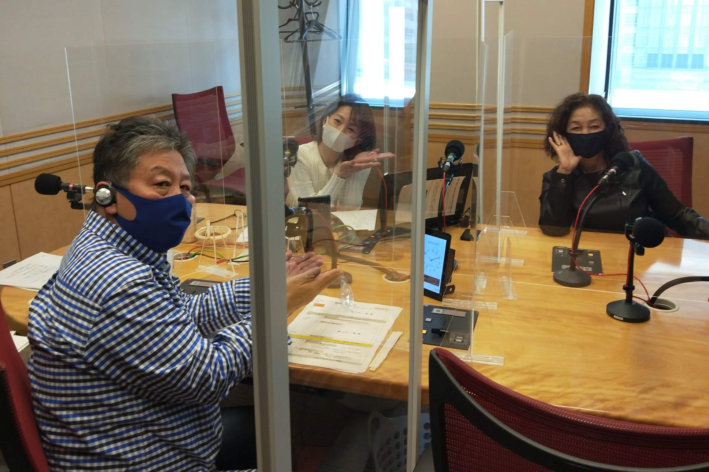 『くにまるジャパン極・極シアター』4月22日(木)のお客様:児島美ゆき さん、小柳ルミ子さん