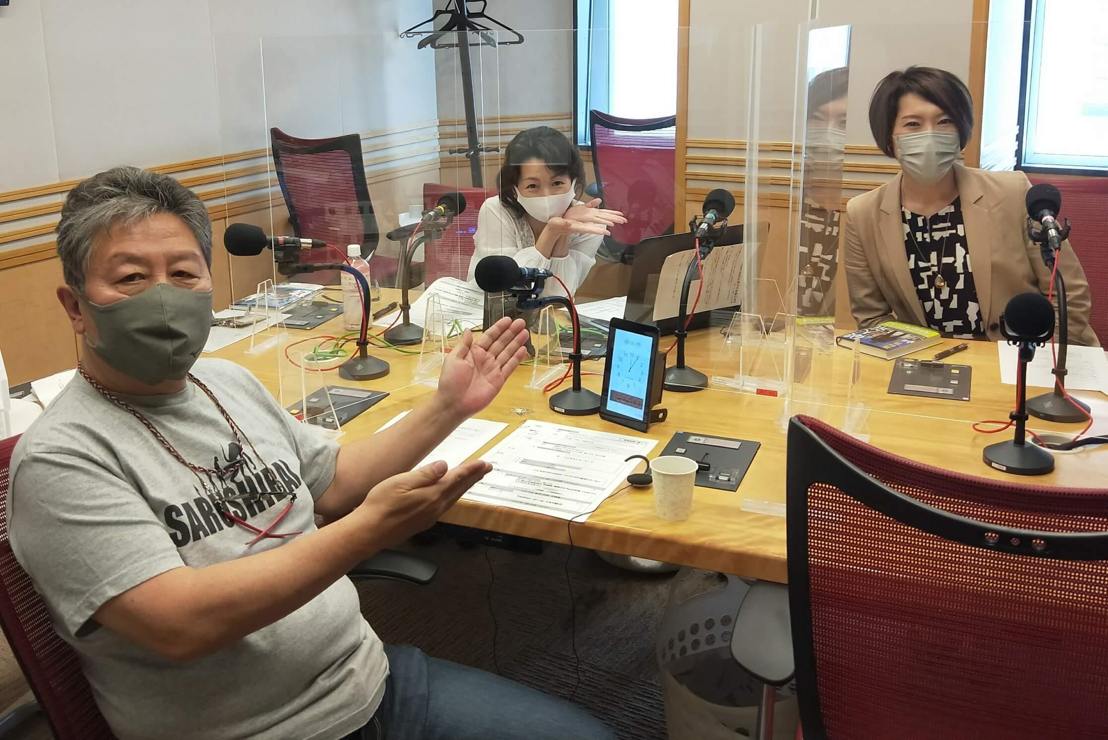 『くにまるジャパン極・くにまるレポーターズ』5月6日(木)のお客様:河崎環さん