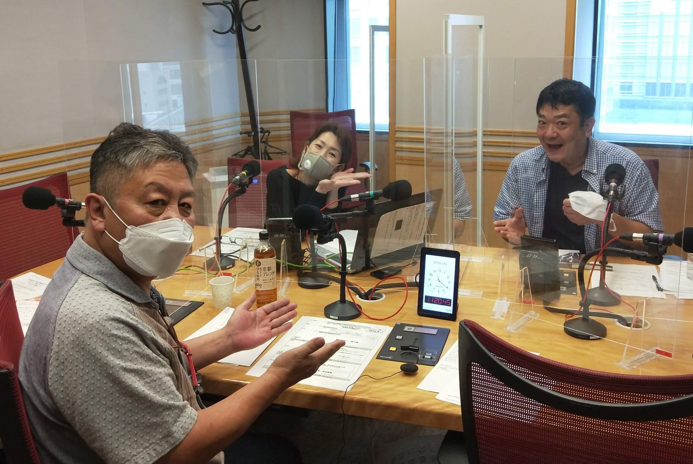 『くにまるジャパン極・極シアター』7月1日(木)のお客様:立川談笑さん